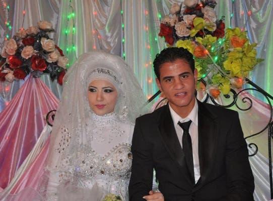 اللاعب أحمد توفيق تزوج قبل عامين وفقد ابنه بعد أيام من ولادته