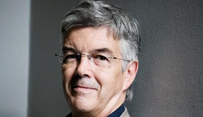 Professor George Brock, Head of Journalism at City University in London