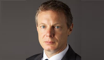 Adrian Monck, managing director and head of communications and media at the World Economic Forum