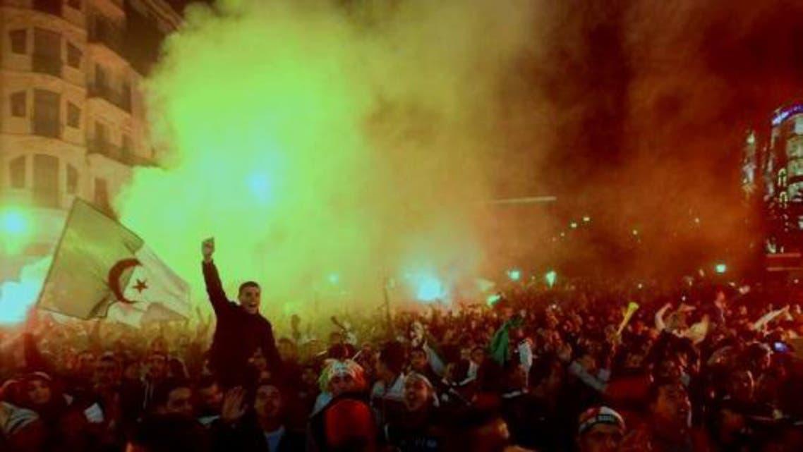 فرح التأهل قتل 22 في الجزائر