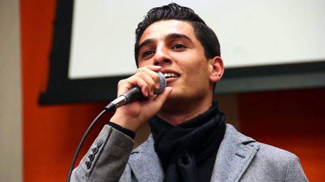 السفير والفنان محمد عساف يغني لفلسطين عبر قناة العربية