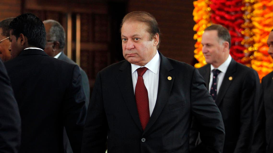 Nawaz Sharif Reuters