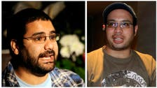 Egypt prosecutor orders arrest of two leading activists
