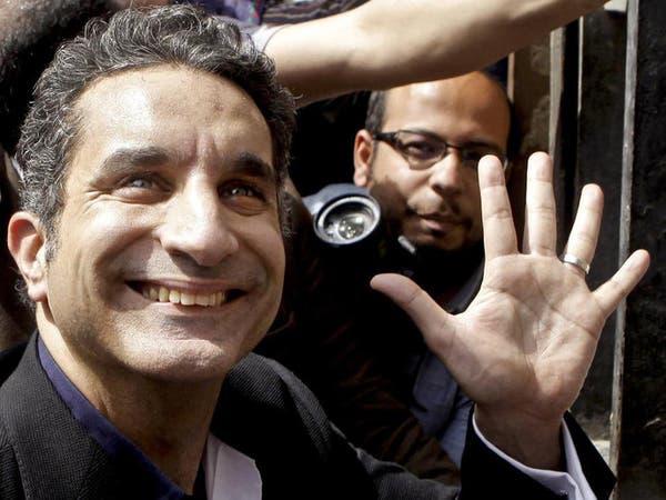 """باسم يوسف يفوز بجائزة """"حرية الصحافة"""" لـ2013"""