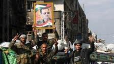 Syrian govt. won't 'hand over power' in Geneva