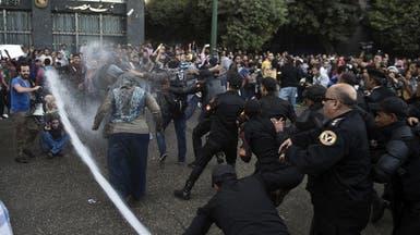 قانون التظاهر المصري يعيد المواجهة بين الأمن والمحتجين
