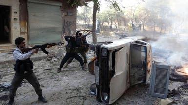 تركيا وإيران تدعوان إلى وقف إطلاق النار في سوريا