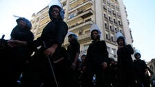 Egypt vows to enforce protest law