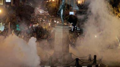 مقتل طالب في اشتباك مع الأمن المصري بجامعة القاهرة