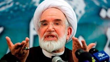 المعارض الإيراني كروبي يدعم روحاني رئيسا لإيران