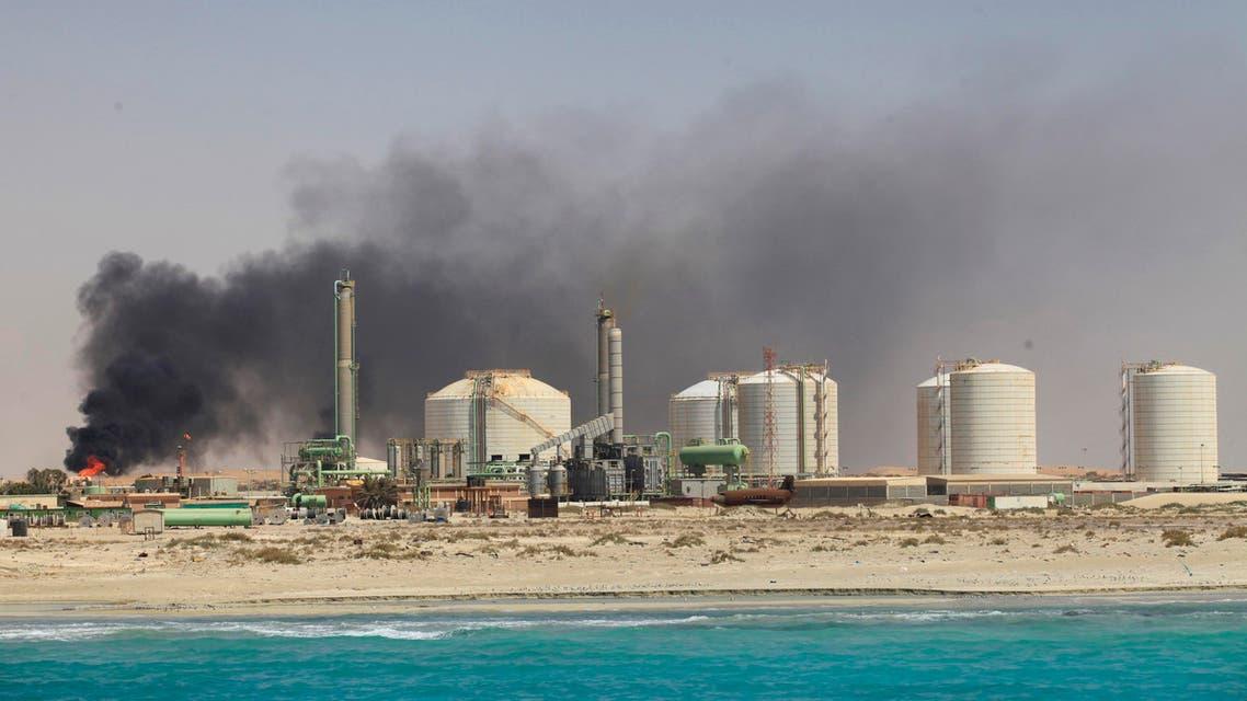 libya oil field reuters