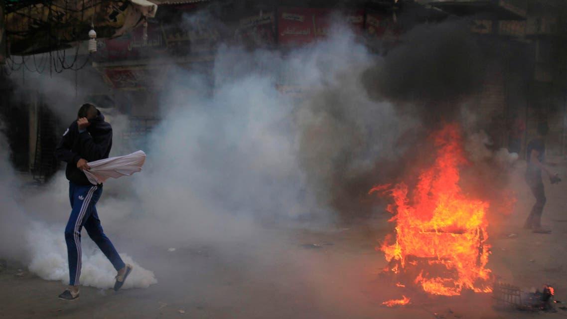 Egypt protest Reuters