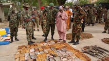Hezbollah arms suspect gets life in Nigeria, two others freed