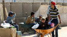 U.N. chides donors for not enough aid to Syrian refugees