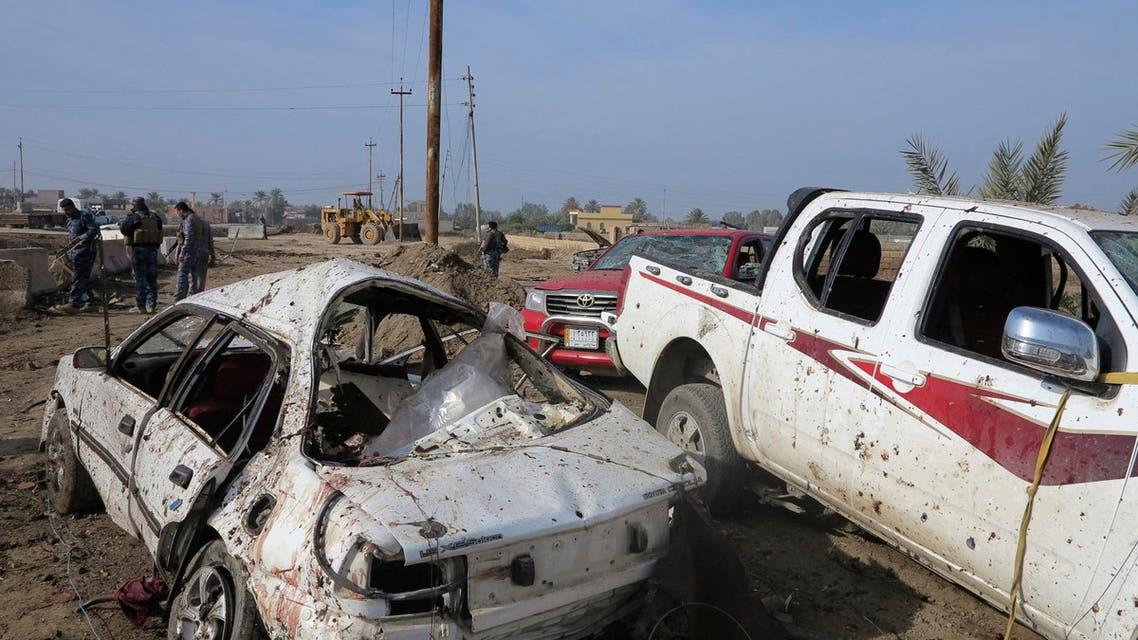 Iraq violence reuters