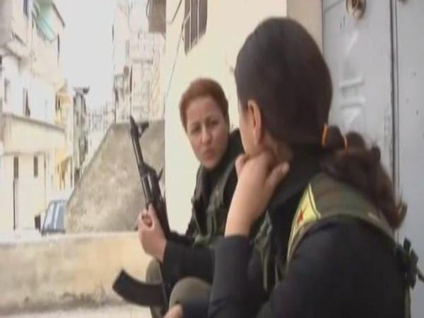 30 % نسبة المقاتلات من إجمالي المقاتلين الأكراد