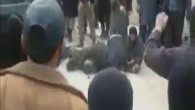 """""""داعش"""" ينفذ حكم الإعدام بحق 7 مقاتلين من """"غرباء الشام"""""""
