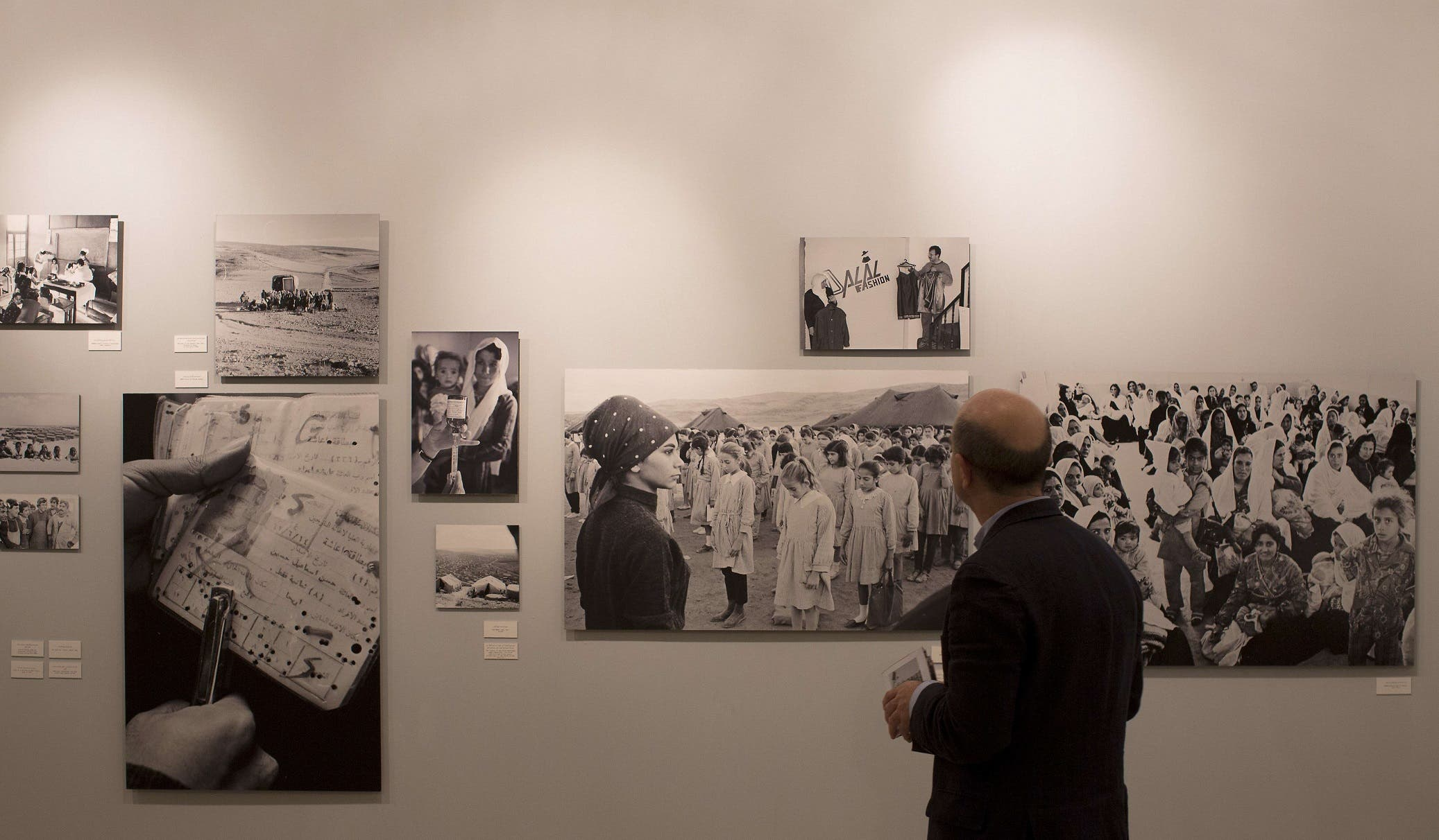 Palestine refugees in pictures