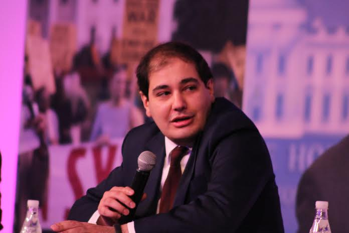 Adel al-Toraifi, Editor-in-Chief of Asharq al-Awsat. (Al Arabiya)
