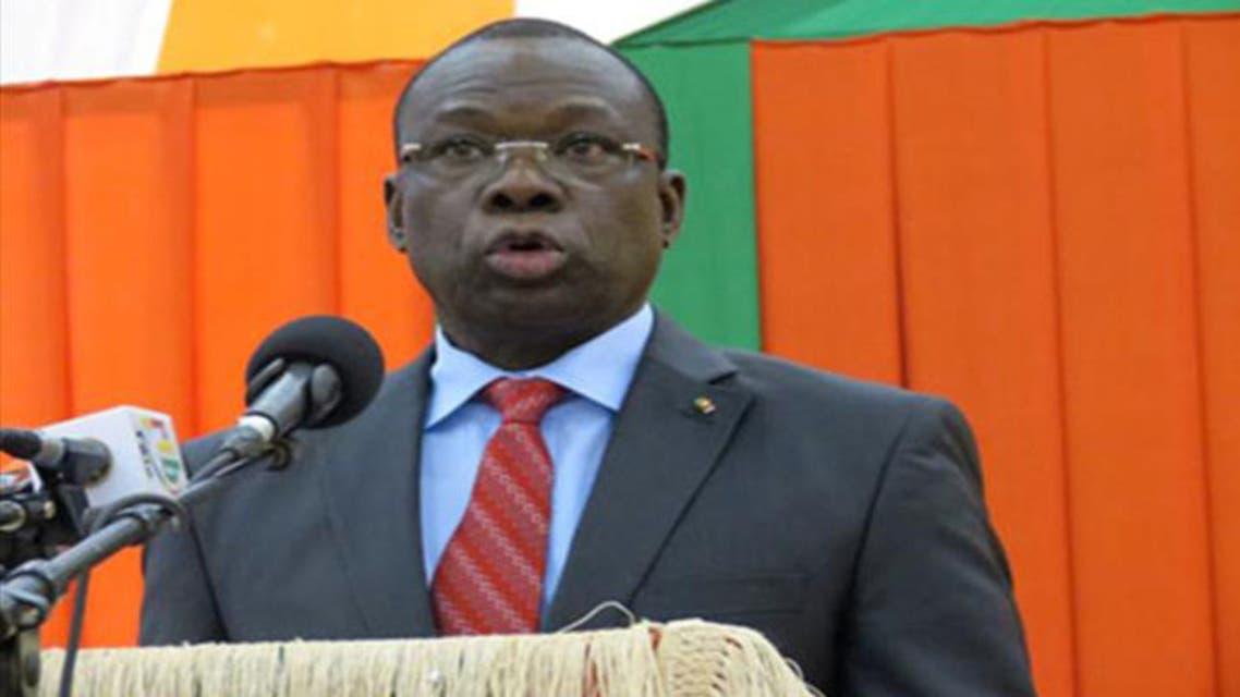 رئيس وزراء بوركينا فاسو لوك أدولف تياو