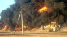 Tribesmen blow up Yemen's main oil export pipeline