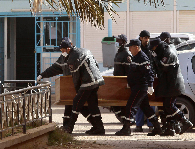 Reuters algeria