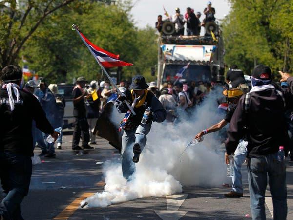 """تايلاند.. قتيلان في غضب شعبي على غرار""""الربيع العربي"""""""