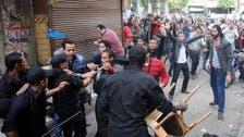 مصرية تقود 20 شخصا لتخليص زوجها من قبضة رجال الشرطة