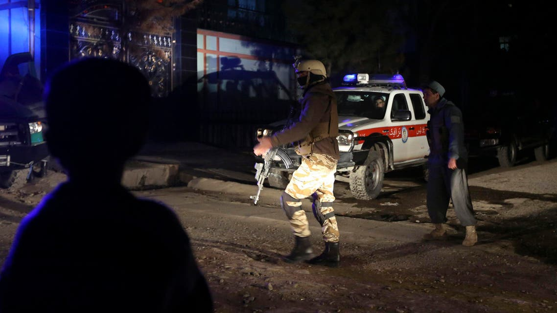 Reuters afghanistan attack