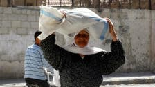 Red Cross: a million Syrians lack food