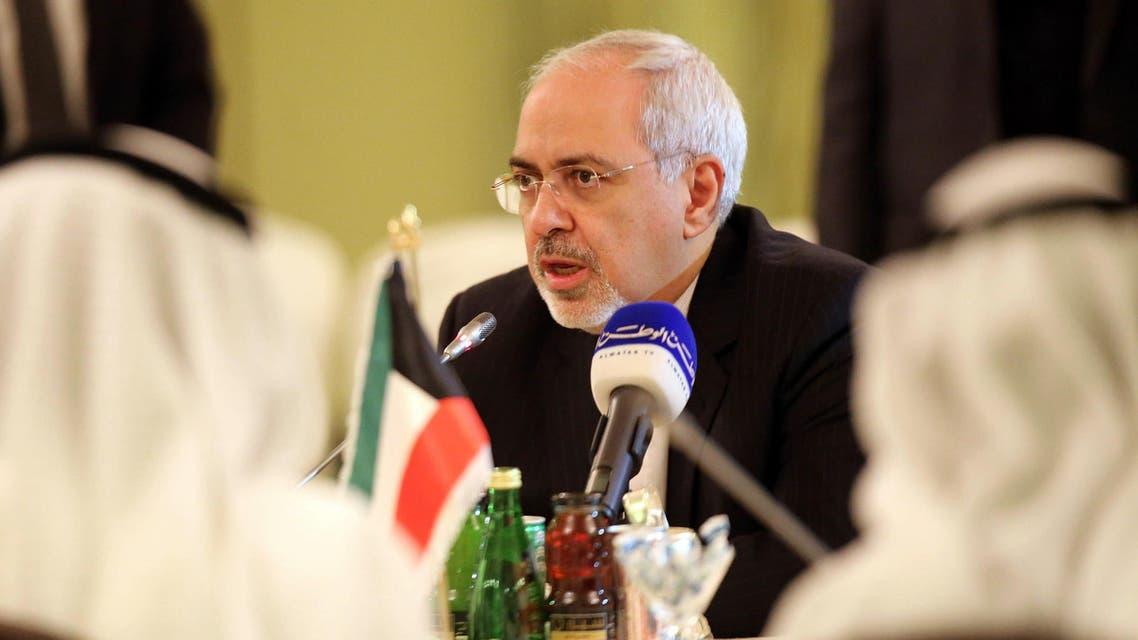 Iran Zarif AFP Gulf