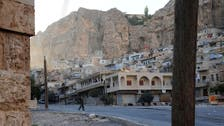 Syria rebels seize parts of ancient Christian town