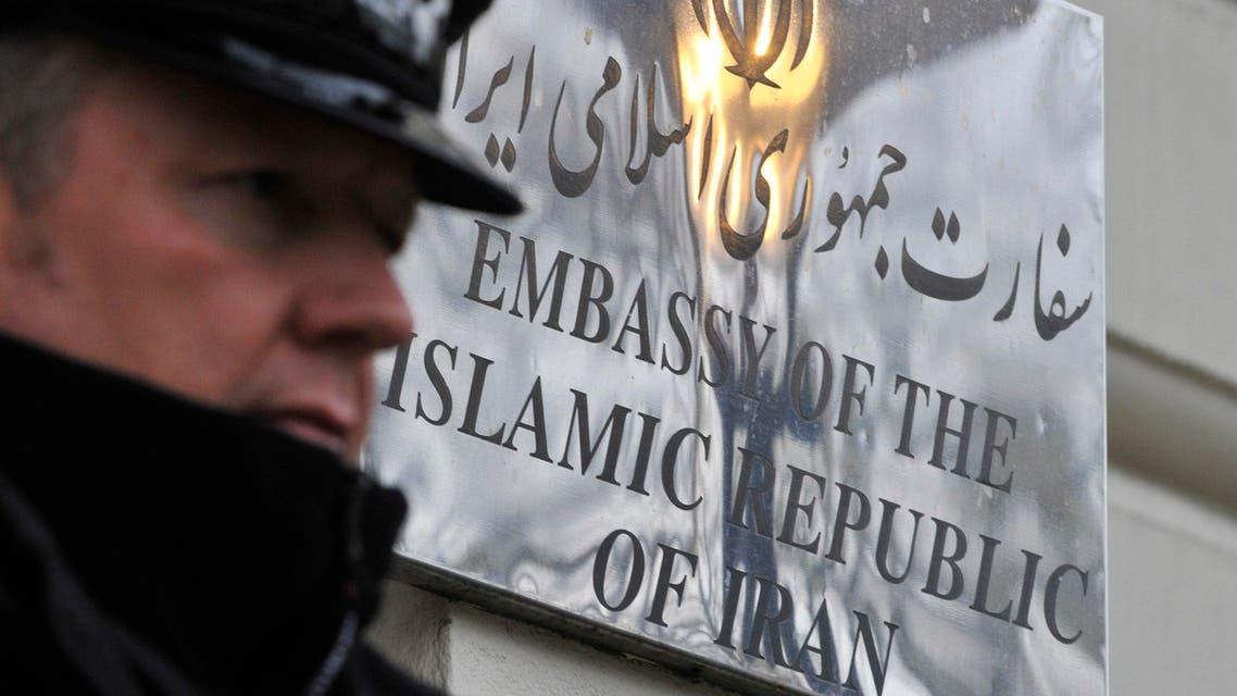 Reuters Iran