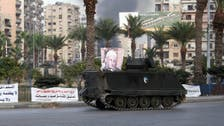 Lebanon: army moves to secure Tripoli