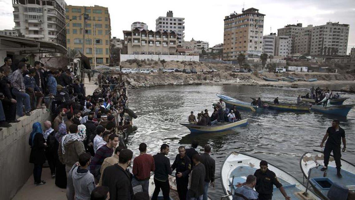 Trying to break the Gaza blockade