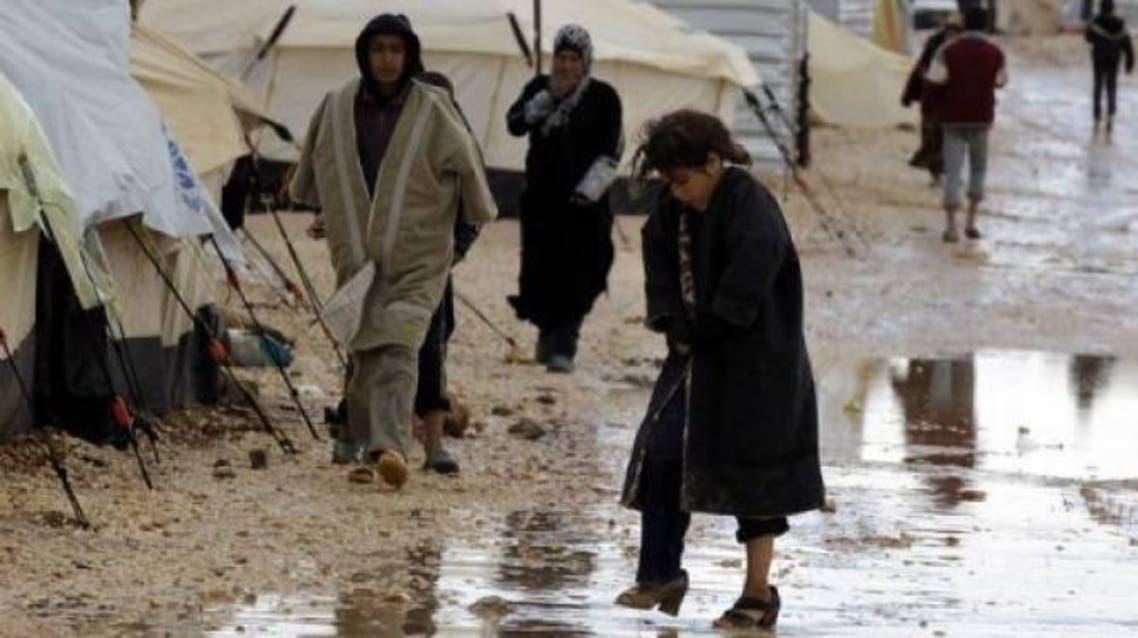 الاحتياجات الشتوية للسوريين