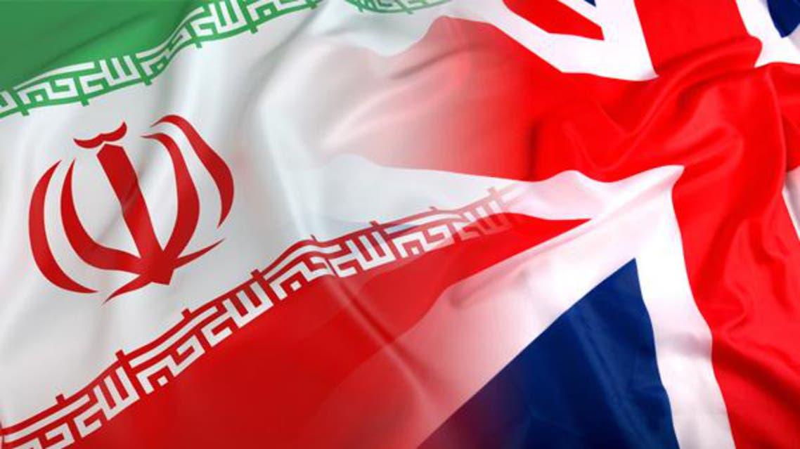 علاقات ايران مع بريطانيا