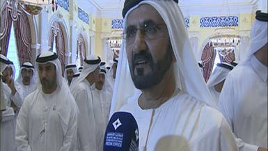 حاكم دبي يعد العالم بأفضل نسخة بتاريخ اكسبو