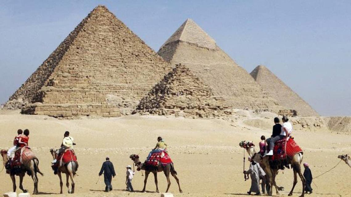 سياحة في مصر أهرامات