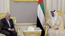 UAE president accepts invitation to visit Iran