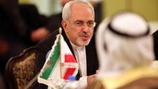 Iranian foreign minister in UAE for talks
