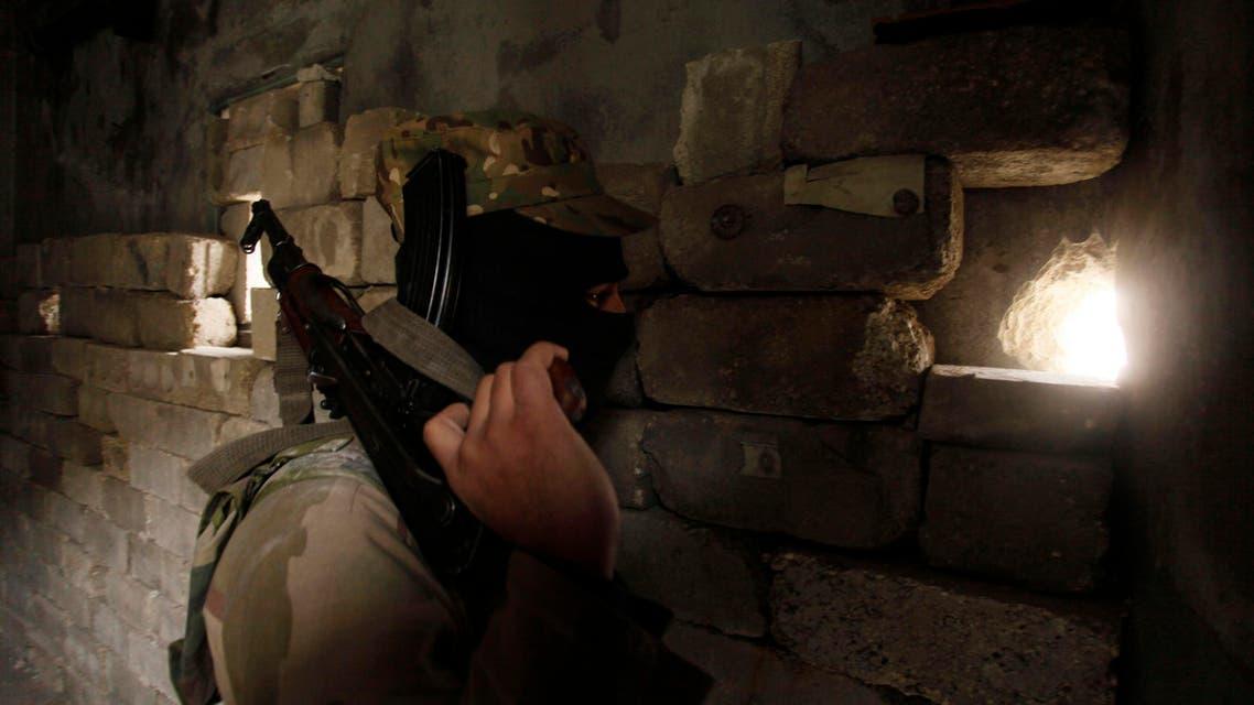 مقاتل سوري
