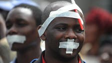 Kenyan journalists protest media bill
