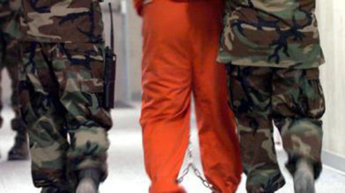 سجين في غوانتنامو