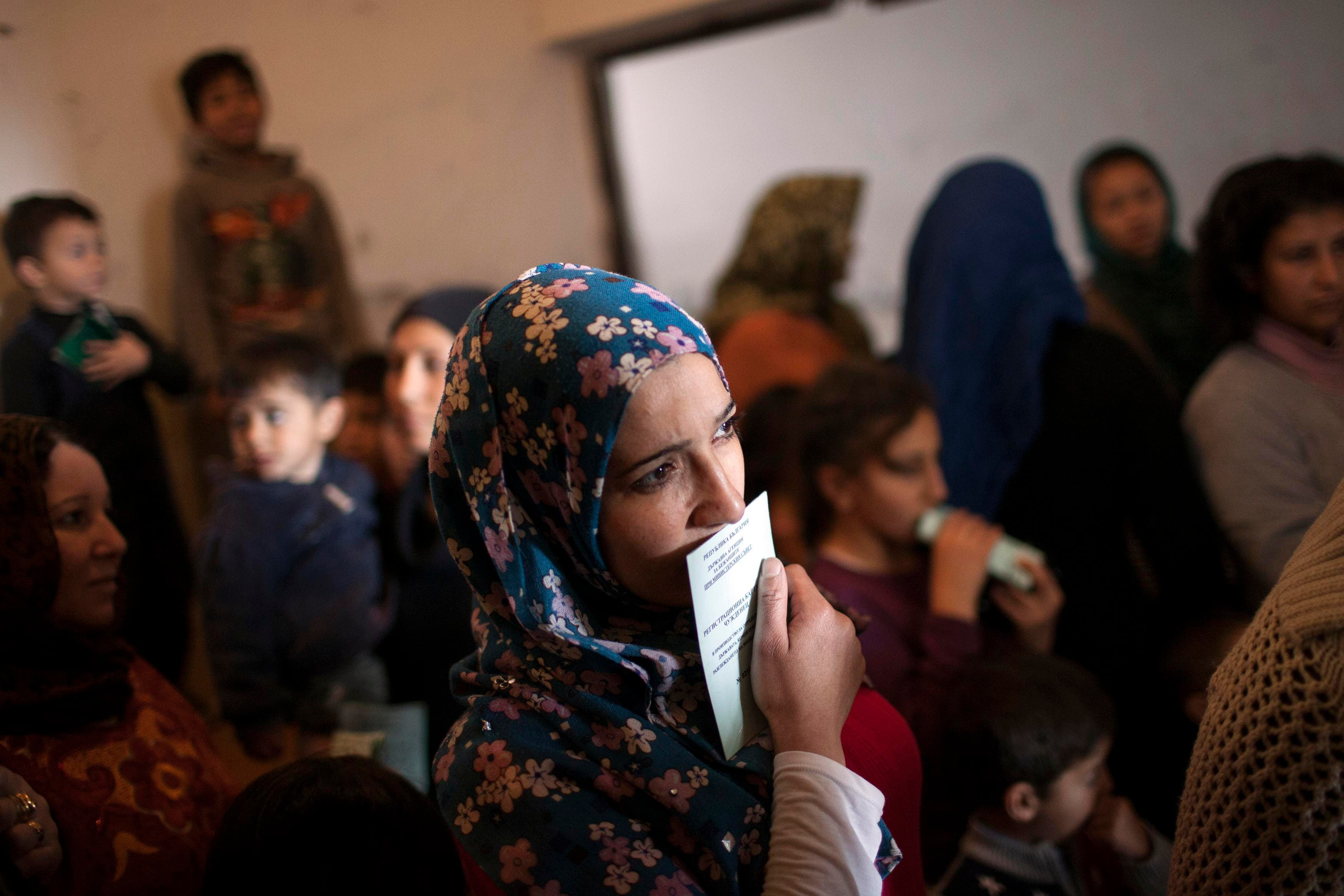 Syrian refugees in Bulgaria