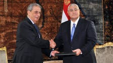 Egypt president 'to approve' constitution