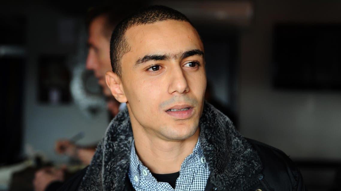 AFP Tunisian rapper
