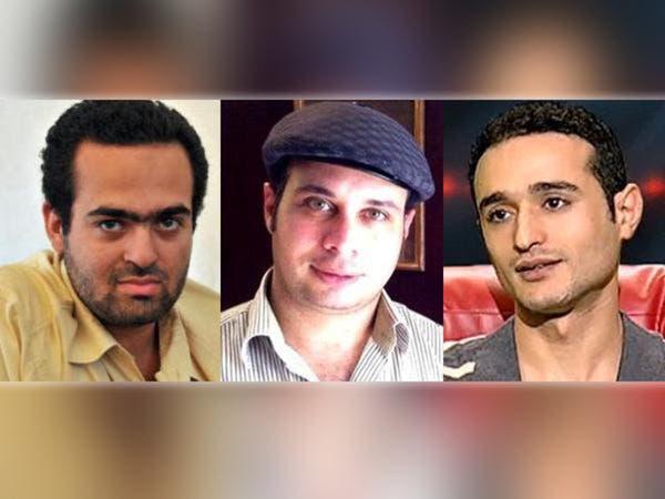القضاء المصري يحكم بحبس 3 ناشطين لمدة 3 سنوات مع الشغل