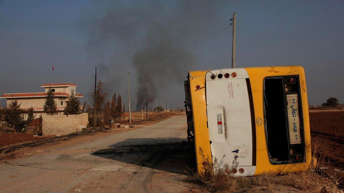 syria road