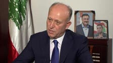 Former Lebanese security chief condemns Hezbollah's Syria role